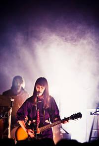 2012-03-07 - Feist spelar på Cirkus, Stockholm