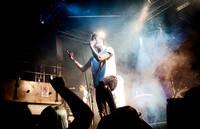 2012-03-07 - Young Guns spelar på Sticky Fingers, Göteborg