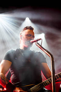 2012-03-30 - Mustasch spelar på Lisebergshallen, Göteborg