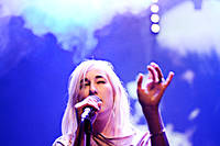 2012-03-30 - Zola Jesus performs at Umeå Open, Umeå
