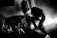 2012-03-30 - Refused spelar på Debaser Medis, Stockholm
