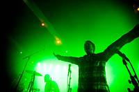 2012-05-05 - Bottled In England spelar på Popadelica, Huskvarna