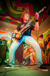 2012-06-02 - Acid king spelar på Muskelrock, Alvesta