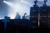 2012-06-14 - Justice spelar på Hultsfredsfestivalen, Hultsfred