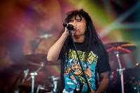 2012-06-16 - Anthrax spelar på Metaltown, Göteborg
