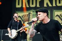 2012-06-26 - Dropkick Murphys spelar på Gröna Lund, Stockholm