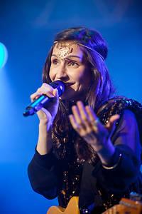 2012-06-28 - Laleh spelar på Peace & Love, Borlänge