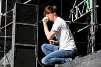 2012-07-05 - Young Guns spelar på Putte i Parken, Karlstad