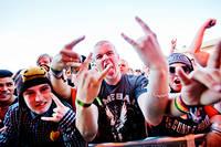 2012-07-05 - Mustasch spelar på Getaway Rock, Gävle