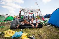 2012-07-08 - Områdesbilder spelar på Roskildefestivalen, Roskilde