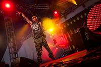 2012-07-08 - Yelawolf spelar på Roskildefestivalen, Roskilde