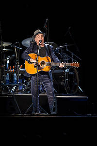 2012-07-22 - Paul Simon spelar på Globen, Stockholm