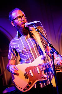 2012-08-11 - Ramblin Nicholas Heron spelar på Way Out West, Göteborg