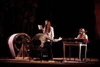 2012-09-05 - John Cage 100 år spelar på Drottningholms Stadsteater, Stockholm