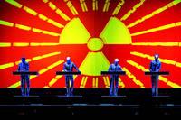2013-07-07 - Kraftwerk spelar på Roskildefestivalen, Roskilde
