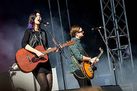 2013-08-09 - Of Monsters And Men performs at Way Out West, Göteborg