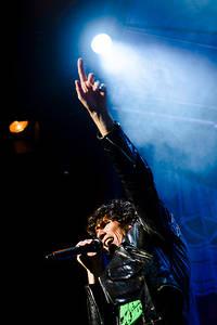 2013-08-31 - Håkan Hellström performs at Popaganda, Stockholm