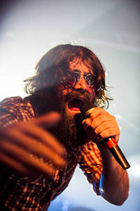 2014-11-23 - The Beards performs at Debaser Hornstulls Strand, Stockholm