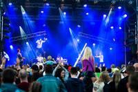 2016-07-14 - Markoolio performs at Putte i Parken (Leksand), Leksand
