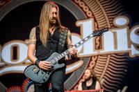 2016-07-15 - Amorphis spelar på Gefle Metal Festival, Gävle