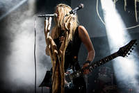 2016-07-15 - Myrkur performs at Gefle Metal Festival, Gävle