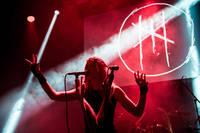 2016-07-15 - Myrkur performs at Gefle Metal Festival, Gävle