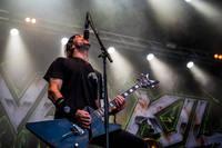 2016-07-15 - Overkill performs at Gefle Metal Festival, Gävle