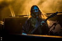 2016-07-16 - Abbath spelar på Gefle Metal Festival, Gävle