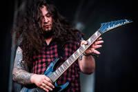 2016-07-16 - Vallenfyre performs at Gefle Metal Festival, Gävle