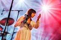 2016-08-18 - Susanne Sundfør spelar på Malmöfestivalen, Malmö