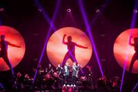2017-02-11 - Marcus & Martinus performs at Globen, Stockholm
