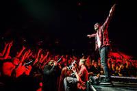 2017-03-09 - Avenged Sevenfold performs at Globen, Stockholm