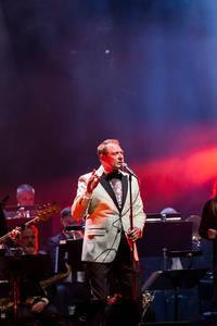2017-03-31 - Weeping Willows spelar på Globen, Stockholm