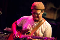 2017-04-05 - Jeff Parker Group performs at Fasching, Stockholm