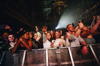 2017-04-12 - Sean Paul spelar på Berns, Stockholm