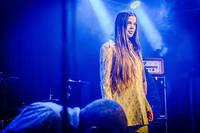 2017-04-13 - Flowers must die spelar på Kraken, Stockholm