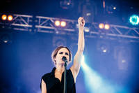 2017-05-04 - The Cardigans performs at Gröna Lund, Stockholm