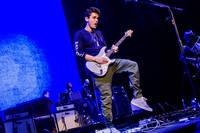 2017-05-07 - John Mayer spelar på Globen, Stockholm
