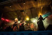 2017-06-02 - Girlschool spelar på Muskelrock, Alvesta