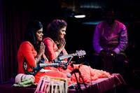 2017-06-07 - Mandolin Sisters performs at Fasching, Stockholm