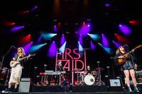 2017-06-21 - First Aid Kit performs at Liseberg, Göteborg