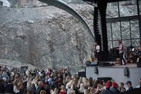 2017-07-01 - Hökartorget performs at Dalhalla, Rättvik