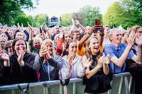 2017-07-06 - Per Gessle performs at Sofiero, Helsingborg