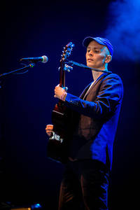 2017-08-11 - Jens Lekman performs at Way Out West, Göteborg