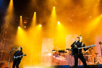 2017-08-11 - The XX performs at Way Out West, Göteborg