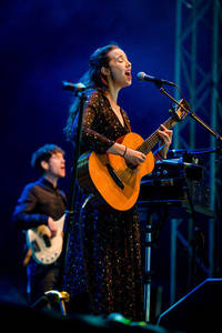 2017-08-12 - Lisa Hannigan performs at Way Out West, Göteborg