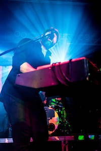 2017-09-11 - The Black Angels spelar på Debaser Hornstulls Strand, Stockholm