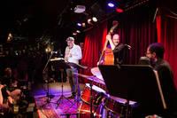 2017-10-06 - Benjamin Koppel / Scott Colley / Brian Blade Collective spelar på Fasching, Stockholm