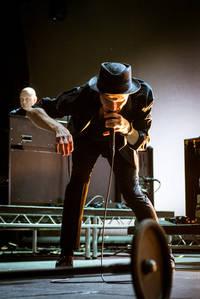 2017-10-11 - Thåström spelar på Lisebergshallen, Göteborg