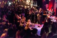 2017-10-11 - Roy Hargrove Quintet spelar på Fasching, Stockholm